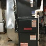 goodman HVAC System installation