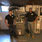 HVAC System Service technicians