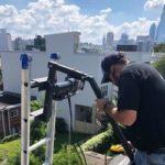HVAC roof install thumbnail