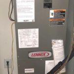 HVAC System installation in closet thumbnail