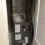 HVAC System in closet thumbnail